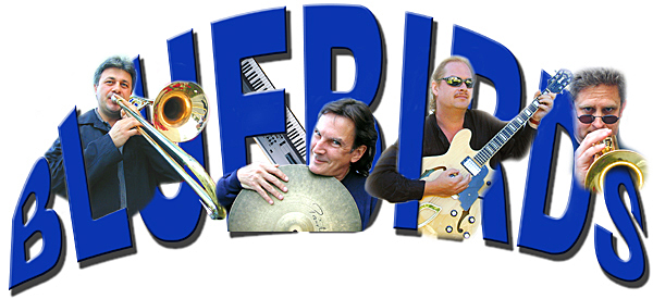 The Bluebirds Showband - Ben Olariu, Jim Miller, Alexander Hast, Scott Strecker